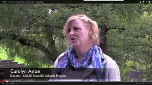 Carolyn Aston, Director of CASSE's PSP
