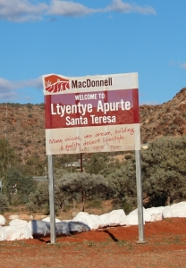 Welcome to Ltyentye Apurte - Santa Teresa!
