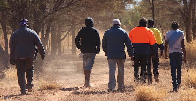 p2512 Men's Shed men walking 660